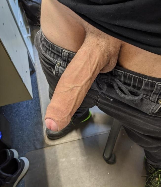 Sexy big veiny cock